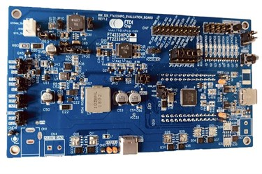 FTDI introduces USB power delivery IC Evaluation Board