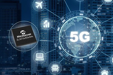 First single-chip 5G network synchronization solution