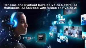 Multimodal AI solution eases smart voice design in embedded vision systems