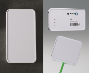 Wall-mounted enclosures fit modern control units for IoT applications