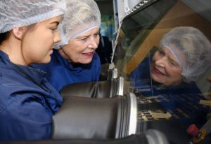 UK made: Filtronic gets its Queen's Award